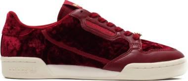Adidas Continental 80 - Burgundy (EH0173)