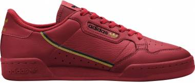 Adidas Continental 80 Red Men