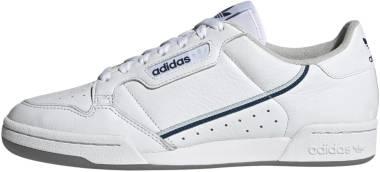 Adidas Continental 80 - Footwear White / Sky Tint / Legend Marine