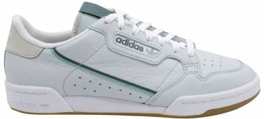 Adidas Continental 80 Blue Tint/Green/White Men