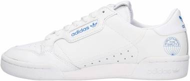 Adidas Continental 80 - Cloud White Blue Bird (FV3743)