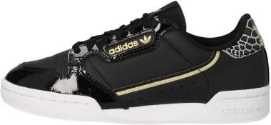 Adidas Continental 80 - Core Black/Ftwr White/Gold Met. (FV3428)