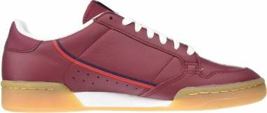 Adidas Continental 80 - Red Collegiate Burgundy Collegiate Navy Scarlet Collegiate Burgundy Collegiate Navy Scarlet (EE5394)