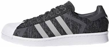 Adidas Superstar White Mountaineering - Core Black Medium Solid Grey Footwear White
