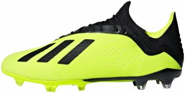 Adidas X 18.2 Firm Ground - Yellow (DB2180)