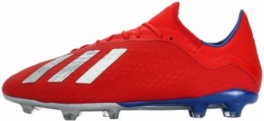 Adidas X 18.2 Firm Ground - Mehrfarbig Rojact Plamet Azufue 000 (BB9363)