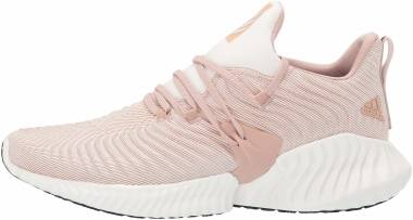 Adidas Alphabounce Instinct - Ash Pearl / Chalk White-Clear Brown (D96806)