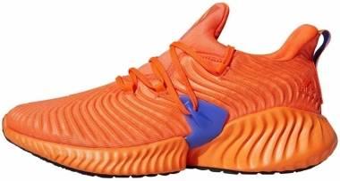 Adidas AlphaBounce Instinct - Solar Red/Hi-res Orange/Hi-res Blue