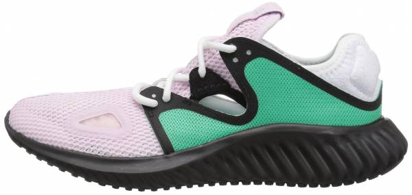 sports shoes 3324d 8a996 Adidas Run Lux Clima Aero PinkHi-Res GreenBlack