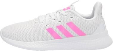 Adidas Puremotion - White/Screaming Pink/Grey (FY8234)