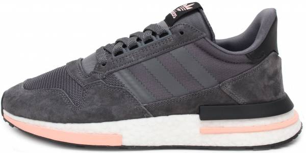 Adidas ZX 500 RM Grey Five / Footwear White-clear Orange