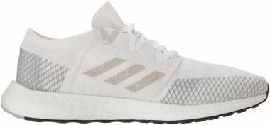 Adidas Pureboost Go - White/Grey/Grey (B75664)