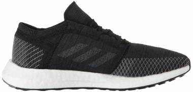 cheap for discount 807ad 46a40 Adidas Pure Boost Go Black Carbon Grey Men
