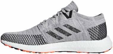 Adidas Pureboost Go - Gris Gretwo Cblack Hireor Gretwo Cblack Hireor (AH2324)