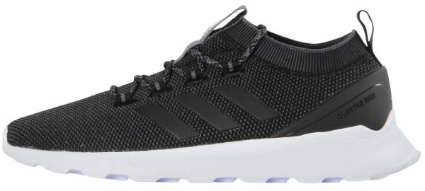 Adidas Questar Rise neu original Gr. 46 2 3 3 3 Schwarz