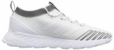 Adidas Questar Rise - White/White/Grey (BB7198)