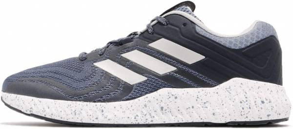 Adidas Aerobounce ST 2  Raw Steel/Silver Metallic/Hi-res Orange