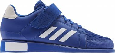 Adidas Power Perfect 3 - collegiate royal/ftw
