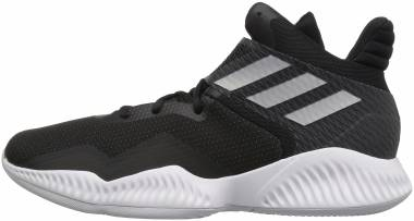 Adidas Explosive Bounce 2018 - Black/Silver Metallic/Light Solid Grey
