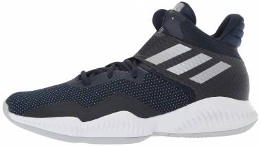 Adidas Explosive Bounce 2018 Collegiate Navy/Silver Metallic/Dark Blue Men