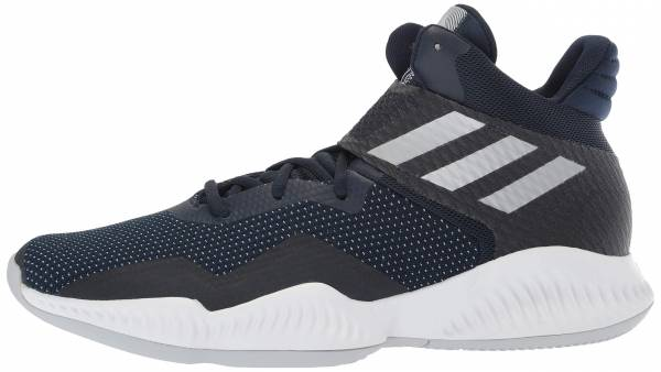 Adidas Explosive Bounce 2018 - Collegiate Navy/Silver Metallic/Dark Blue (BB7299)