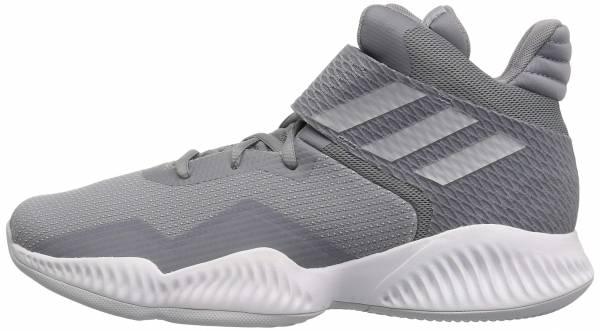 Adidas Explosive Bounce 2018 - Light Solid Grey/Silver Metallic/Grey