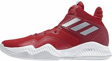 Adidas Explosive Bounce 2018 - Power Red/Silver Metallic/Hi-res Red