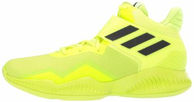 Adidas Explosive Bounce 2018 Solar Yellow/White/Black Men