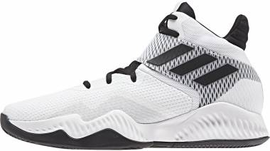 Adidas Explosive Bounce 2018 White/Black/Light Solid Grey Men
