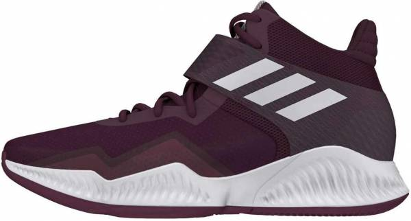 Adidas Explosive Bounce 2018 Maroon / White
