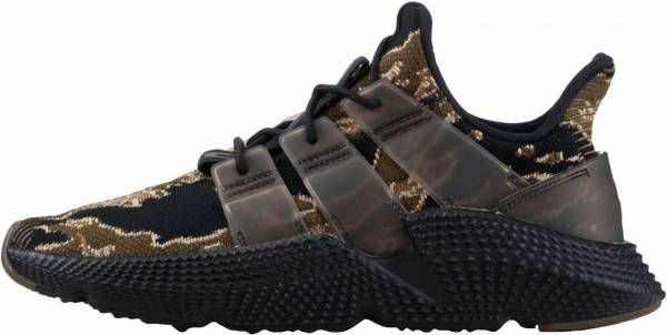 Undefeated x Adidas Originals Prophere BLACK / TRACE OLIVE / GOLD