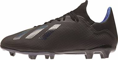Adidas X 18.3 Firm Ground - Black/Black (D98076)