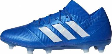 Adidas Nemeziz 18.1 Firm Ground Football Blue/Footwear White/Football Blue Men