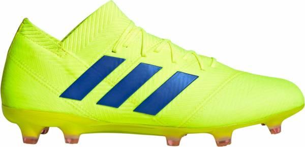 Adidas Nemeziz 18.1 Firm Ground - Yellow (BB9426)