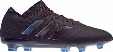 Adidas Nemeziz 18.1 Firm Ground - Black (D98007)