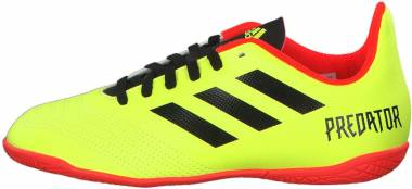 Adidas Predator Tango 18.4 Indoor Solar Yellow/Black/Solar Red Men