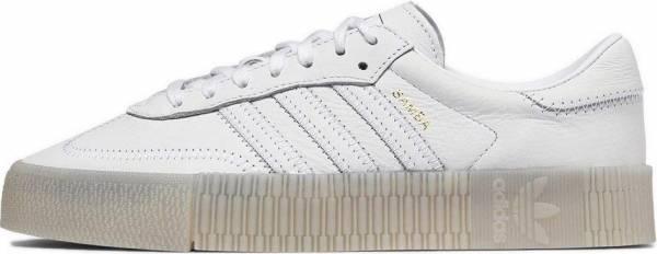 Adidas Sambarose - White Ftwbla Ftwbla Ftwbla 000 (D96702)