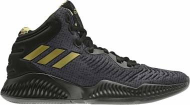 Adidas Mad Bounce 2018 Black / Gold Men