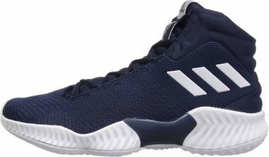 Adidas Pro Bounce 2018 - Collegiate Navy White Collegiate Navy