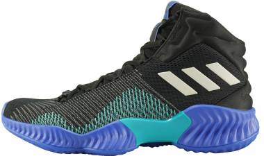 Adidas Pro Bounce 2018 - Black Light Solid Grey Grey