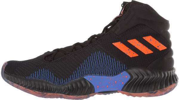 Adidas Pro Bounce 2018 - Black Orange Collegiate Royal