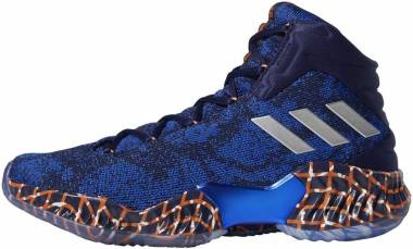 Adidas Pro Bounce 2018 - Dark Blue-Hi Res Orange (F36936)
