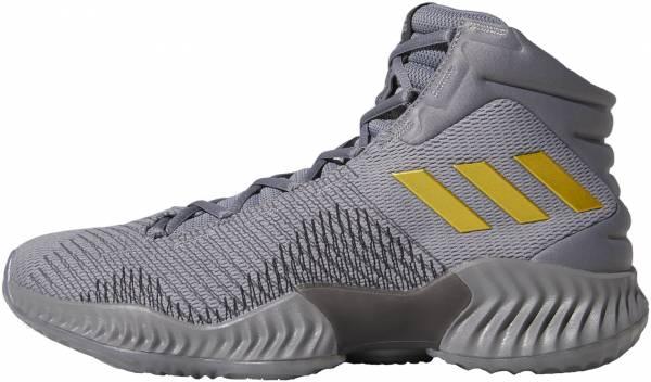 Adidas Pro Bounce 2018 - Grey/Gold Metallic/Black (AH2656)