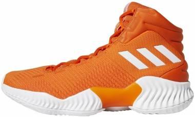 Adidas Pro Bounce 2018 - Orange/White/Orange (AH2659)