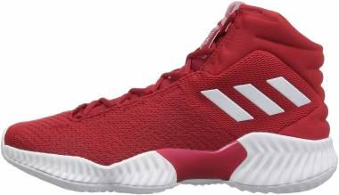 Adidas Pro Bounce 2018 - Power Red White Power Red