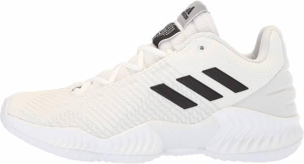 Adidas Pro Bounce 2018 Low White/Black/Crystal White