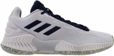 Adidas Pro Bounce 2018 Low - Grey (D97638)