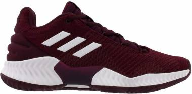Adidas Pro Bounce 2018 Low - Burgundy
