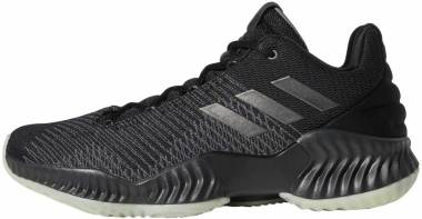 Adidas Pro Bounce 2018 Low - Black Night Metallic Carbon