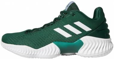 Adidas Pro Bounce 2018 Low - Green-white